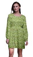 Bimba Robe tunique à manches longues et à manches longues pour femmes |BRD-564D