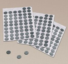 60 x self adhesive small magnetic dots magnets 12.5 mm diameter shaw magnets