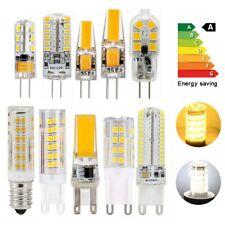 G4 G9 E14 LED Bulbs Corn Spot Lamp 2W 3W 5W 7W COB SMD 12V 220V cool warm Lights