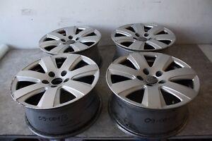 4x orig. Audi A6 4F A4 8E Alufelgen 7,5Jx16 H2 ET-45 LK 5X112 4F0601025 AJ