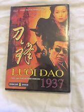 Luoi Dao 1937 Ton Hong Loi Khau The Huan Diep Dong Vietnamese DVD 6 Disc Set