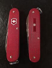 Alox Cadet Victorinox rot, red, rar, Rarität