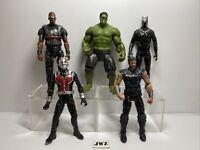 Marvel Figures Bundle 5x - Unbranded - K.O.