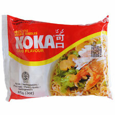 KOKA ORIENTAL STYLE INSTANT NOODLES CRAB FLAVOUR - 30 PACKETS