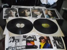 THE BEATLES WHITE ALBUM 1968 UK STEREO LOW NUMBER 34323
