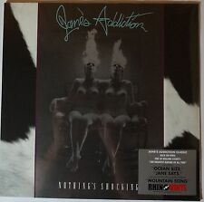 LP Jane 's Addiction-Nothing' s Shocking LP Vinile Nuovo Ristampa