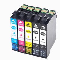 5* für Epson 603XL Tintenpatronen Kompatibel Expression Home XP-3105 XP-4105