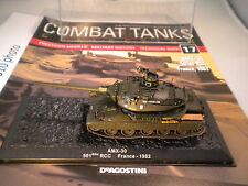 Deagostini Combat Tanks Issue 17 - AMX-30 501st RCC France 1982
