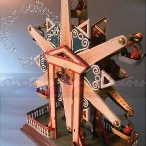 Ferris Wheel IN Style of The Old Märklin Models Lithographiertes Sheet Metal (M)