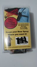 NEW Counter Assault 3 in 1 Bear Spray CHEST Holster CAMO FITS SIZES 8.1 10.2 OZ