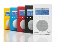 Tivoli Pal+ Portable Audio Laboratory - Portable DAB Radio - Gloss White/White