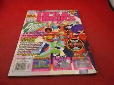 Tips & Tricks April 2001 Volume 1 Dance Dance Revolution Cover