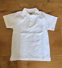 Girl's 'Perry Uniform' White Sports Top, Size 61 cm