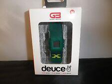 RARE Deuce GB Sports Watch ALARM/5 ATM O2 RESIS/STOP WATCH/IMPACT ASBORB/LCD NEW