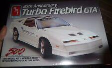 AMT TURBO FIREBIRD GTA INDY PACE 1/25 Model Car Mountain FS