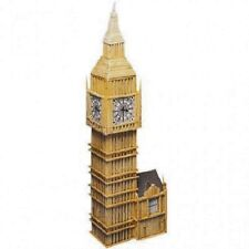 BIG BEN matchstick model construction craft kit - Matchcraft NEW