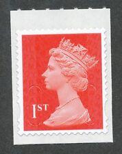 "2013 ""M12L"" - ""MBIL"" 1st Class RM RED MACHIN Single Stamp fm Business Sheet"