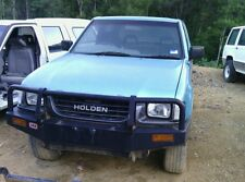 WRECKING ONLY 97 TF RODEO 4WD DIESEL 4JB1 TWIN CAB