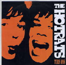 THE HOT RATS (Supergrass Bowie V.U. Doors Cure) rare CD album - Europe - Acetate