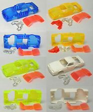 4 TYCO 1982 Chevy Camaro Z-28 Slot Car Body TEST SHOT Prototype Never Sold! A++!