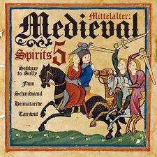 CD Mittelalter Medieval Spirits 5 von Various Artists