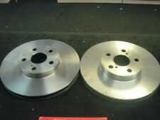 TOYOTA CELICA VVTI 140bhp 1999>on  BRAKE DISC VENTED FRONT PAIR