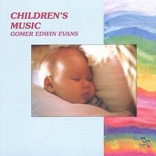 FREE US SHIP. on ANY 2 CDs! ~Used,VeryGood CD Gomer Edwin Evans: Children's Musi