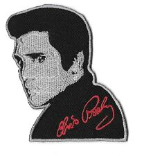 "New Elvis Presley 'Portriat' 2 1/2 X 3 1/2 "" Inch Iron on patch Free Shipping"