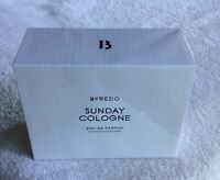 "BYREDO ""SUNDAY COLOGNE"" EAU DE PARFUM 3.3 OZ(100 ML) NEW IN SEALED BOX/AUTHENTIC"