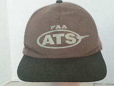 FAA ATS Federal Aviation Administration  Air Traffic Services Baseball Cap Hat