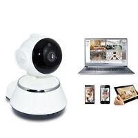 WiFi 360Eye 720P Pan Tilt Network Home Safe CCTV Camera with IR Night Vision