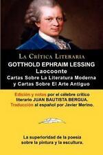 Lessing: Laocoonte (laoco?n O Sobre Los L?mites De La Pintura Y De La Poes?a)...