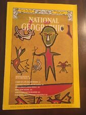 NATIONAL GEOGRAPHIC June 1977 MEXICO MYTH & MAGIC Maine LOCH NESS South Africa