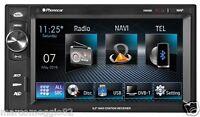 "Media Station Monitor 6,2"" Navigatore Bluetooth senza meccanica"