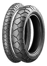 Heidenau Front Tyre For CCM 604 E Dual Sport 2001 (0604 CC)