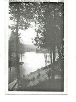 Vintage Postcard California Lake Gregory San Bernardino Mountain CA Divided Back