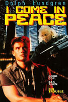 "I COME IN PEACE  Fridge Magnet 2.5"" x 3.5"" Decor"