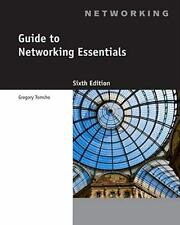 Network Design: Guide to Networking Essentials by Greg Tomsho (2011, Paperback)