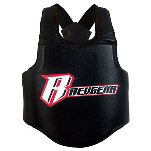 Revgear MMA Chest and Ab Body Protector