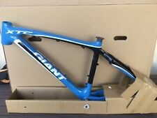 "NEW 2013 GIANT XTC COMPOSITE 26"" MTB FRAME COMPOSITE/BLUE MEDIUM"