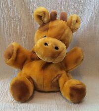 Plush Snuggie Toy Giraffe Hand Puppet
