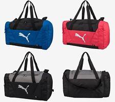 Puma Fendamentals Sports Small Duffel Bags Running Pink GYM Bag Sacks 07509603