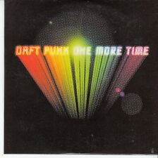 CD SP 2T  DAFT PUNK *ONE MORE TIME*