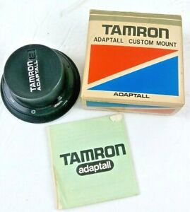 Tamron Adaptall Custom Mount For Pentax Adaptall 1, 2 And SP Lenses