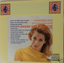 Andre Kostelanetz - Wonderland of Golden Hits (CD Columbia CK 8839) VG++ 9/10