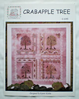 "Rosewood Manor / Karen Kluba ""Crabapple Tree"" Counted Cross Stitch Pattern"