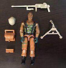 1984 G.I. Joe ARAH - ROADBLOCK Action Figure