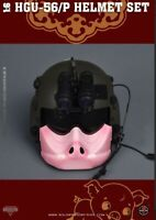 "Soldier Story US Amry HGU-56/P Pilot Helmet Set 1/6 Fit for 12"" action figure"