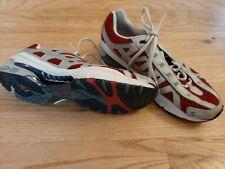 ECCO WOMEN'S WALKING RUNNING SHOES USA 8-8.5 EU 39L RECEPTOR RXP RED