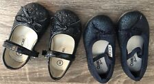 Toddler Girls Shoes Lot Of 2 Size 6 OshKosh B'gosh And Cherokee